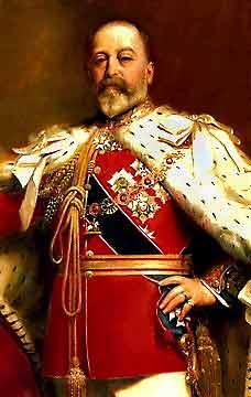 Pics photos king throne chair - Edward Vii B 1841 R 1901 1910 Explore Parliament Net
