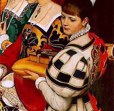 edward vi relationship with parliament