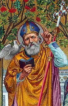 St. David of Wales (d. 589)