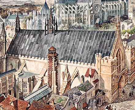 Westminster Hall Explore Parliament Net