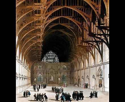 Westminster Hall Famous State Trials Explore