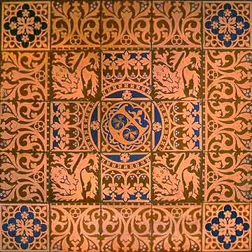 Floor Tiles - Explore-Parliament.net
