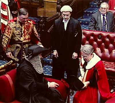 lord chancellor The lord high chancellor of great britain, or lord chancellor, is a senior and important functionary in the government of the united kingdom he is the secon.